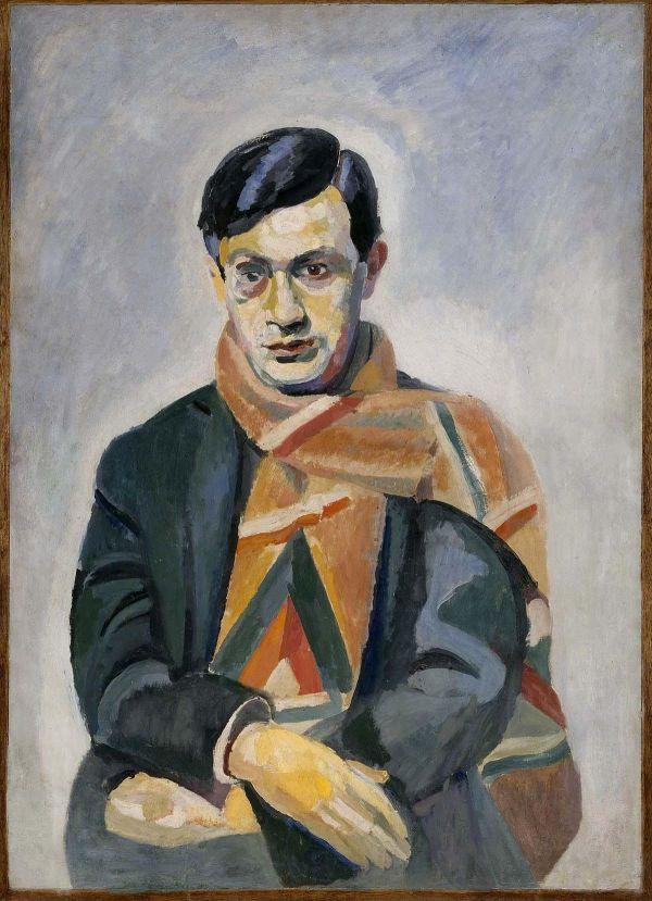 Tristan Tzara Paintings