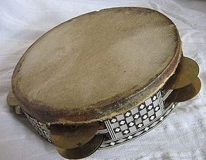 The Riq, is widely Used in the Arabic Music