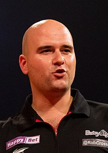 Rob Cross darts player  Wikipedia
