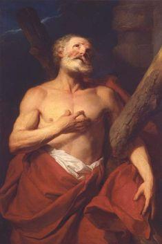 Tableau de yacinthe Rigaud (Français, 1659-1743): Saint André--Hyacinthe Rigaud, né à Perpignan le 18 juillet 1659 et mort à Paris le 29 décembre 1743, est un peintre français, spécialisé dans le portrait. Né dans l'ancienne province de Catalogne, Rigaud, de son orthographe catalane « Rigau », est considéré comme l'un des plus célèbres portraitiste - Rigaud doit sa célébrité à la fidélité de la dynastie des Bourbons, dont il peint les effigies sur quatre générations.