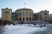 File Parliament Of Norway Stortinget Oslo
