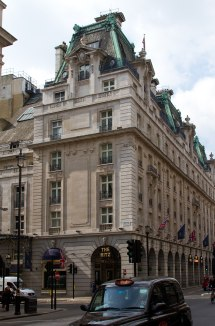 Ritz-Carlton Hotel London England Pictures