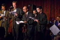 English: The Thrilling Adventure Hour at M-Bar...