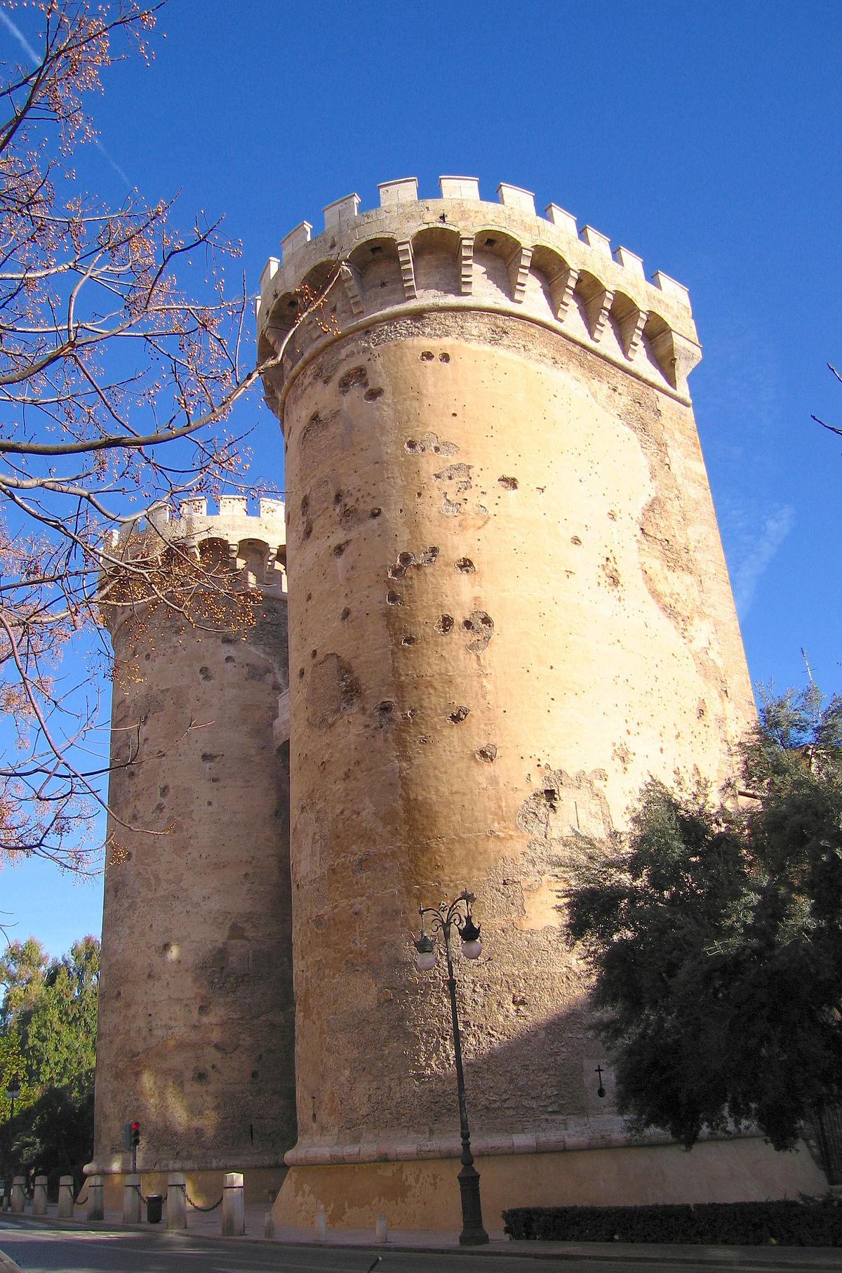 Torres de Quart  Wikipedia