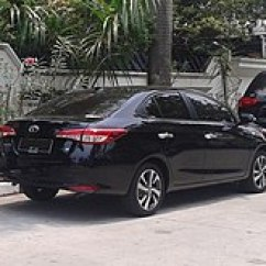 Toyota Yaris Ativ Trd All New Camry Logo Vios Wikipedia The Facelift Model 2018 1 5 G Nsp151 Indonesia