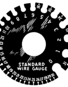 Wire gauge also wikipedia rh enpedia