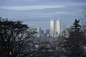 World Trade Center from Queens