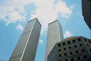 World Trade Centre Twin Towers New York