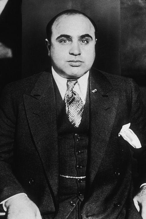 Al Capone-around 1935