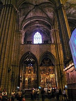 Catedral de Barcelona  Wikipdia a enciclopdia livre