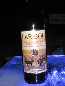 Caribou drink  Wikipedia