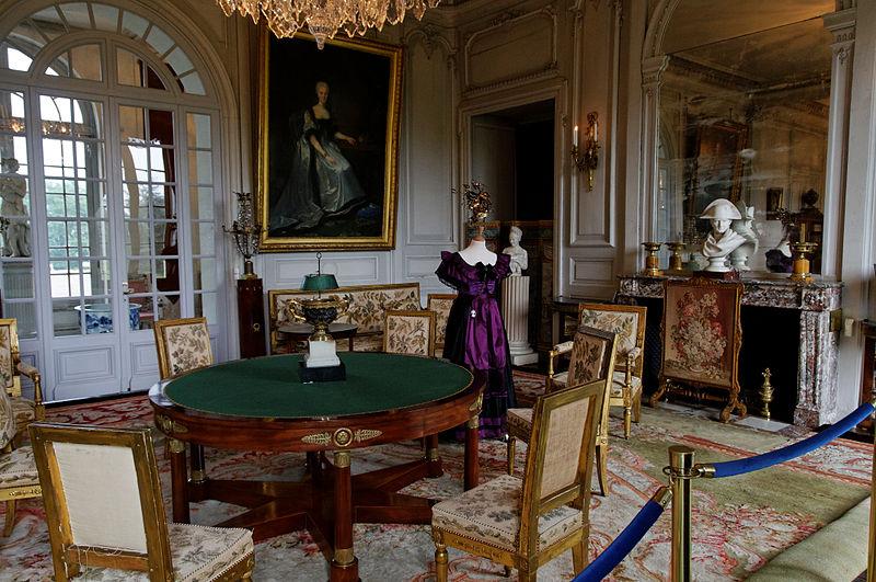 Château de Valençay Grand Salon 1