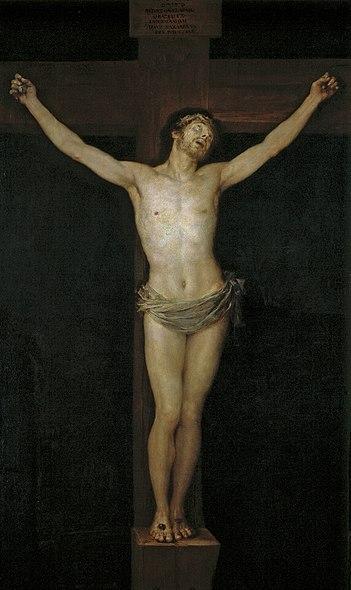Archivo:Cristo en la cruz (Goya).jpg