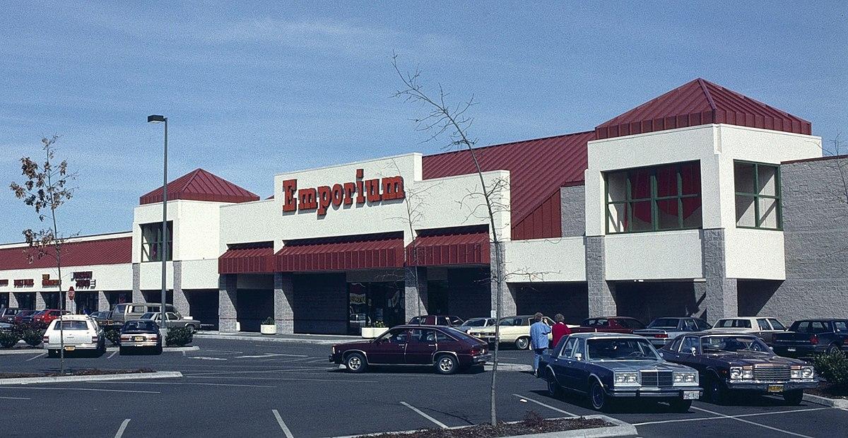 Emporium Department Store Chain Wikipedia