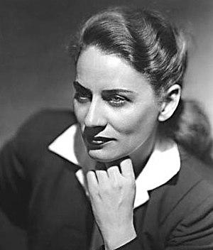 English: Gabrielle Roy, 1945.