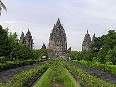 Kompleks Candi The Prambanan