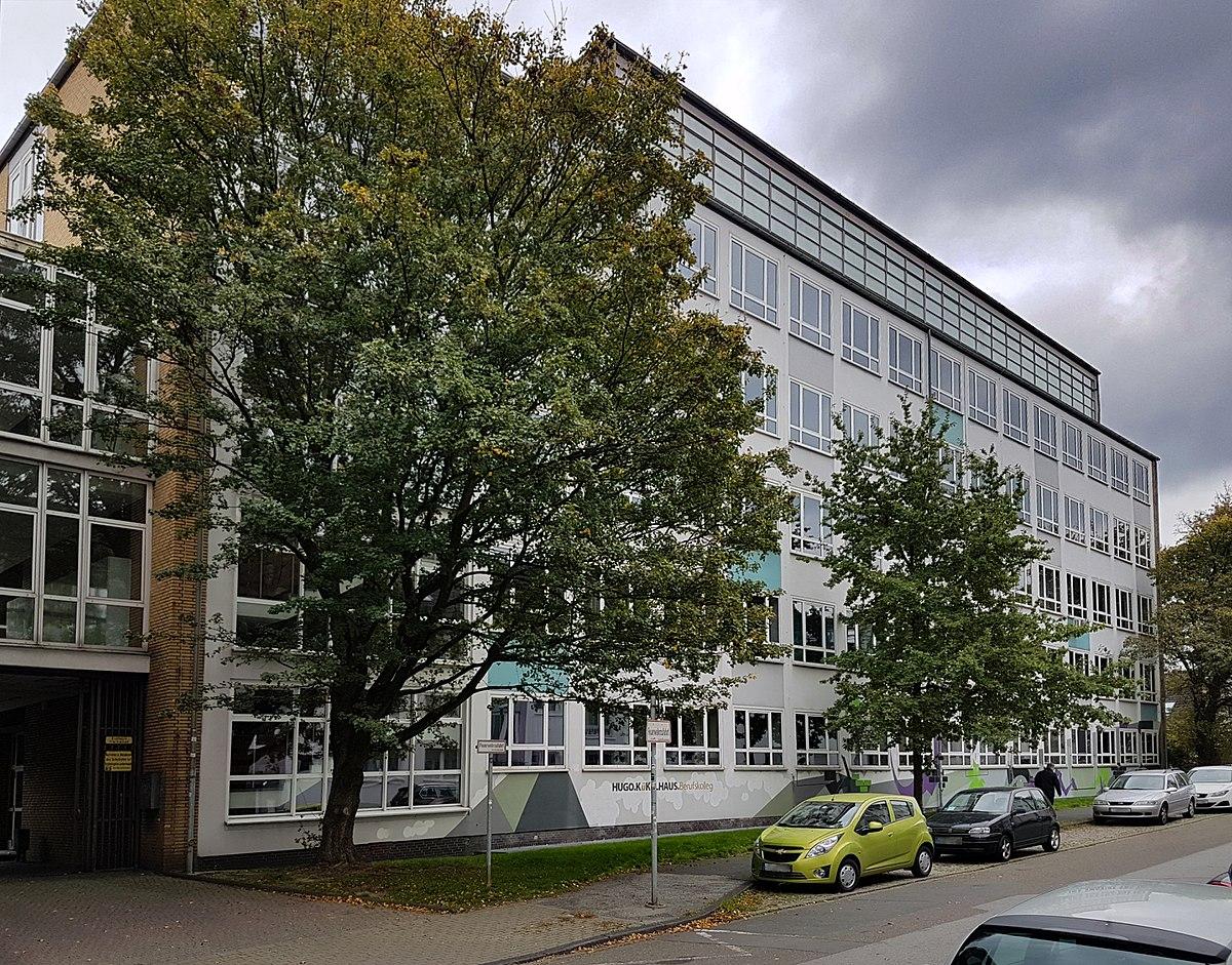 HugoKkelhausBerufskolleg  Wikipedia
