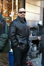 English: Ice-T near the Meat Packing District ...