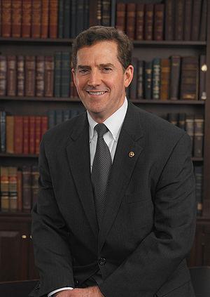 Jim DeMint, Incumbent Senator