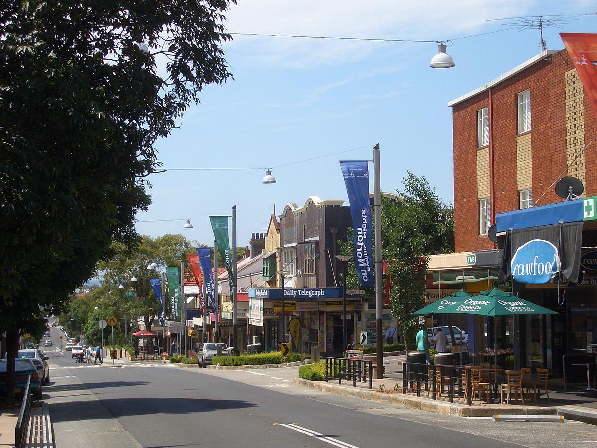 Norton Street Leichhardt  Wikipedia