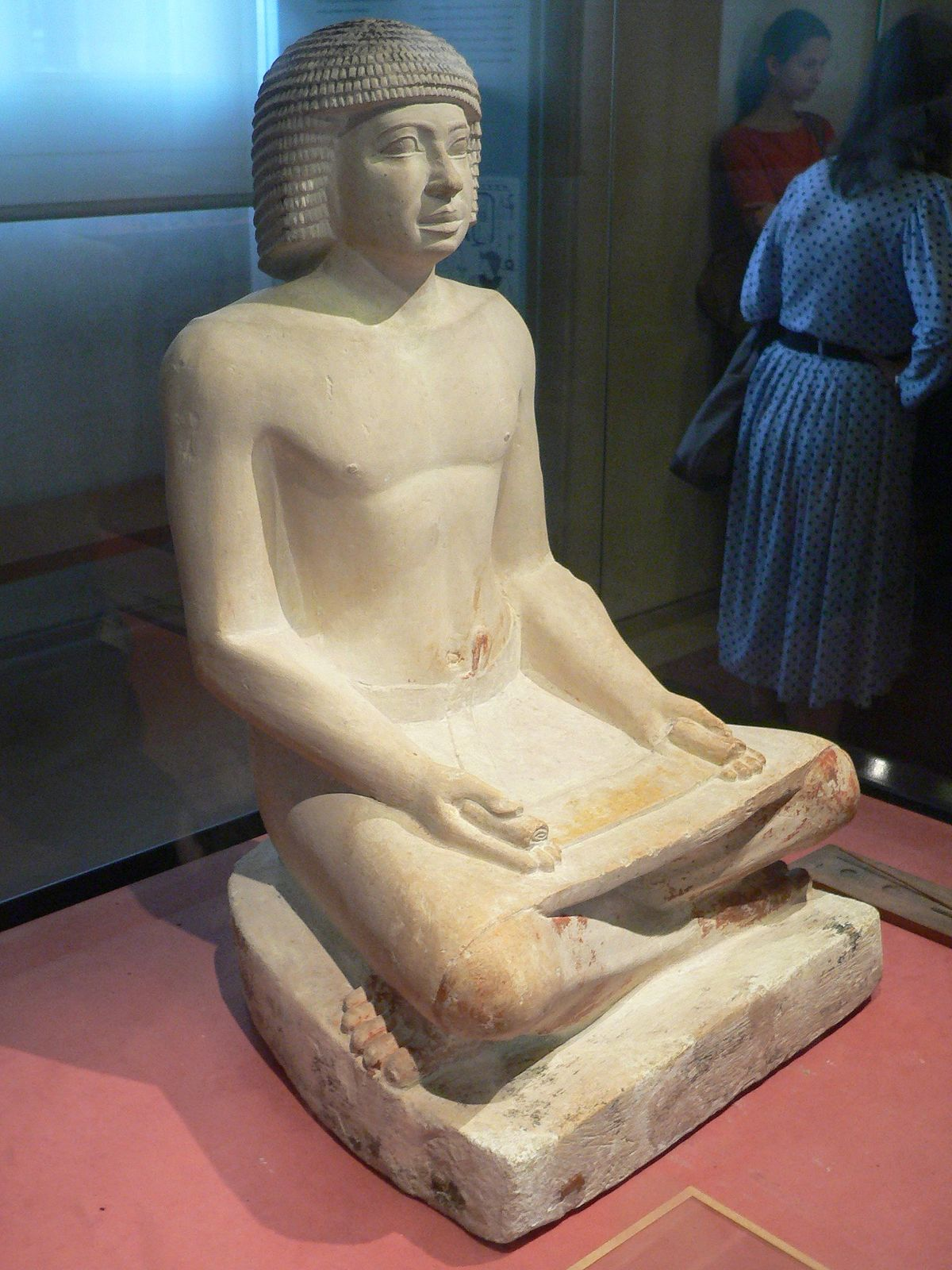 List of ancient Egyptian scribes  Wikipedia