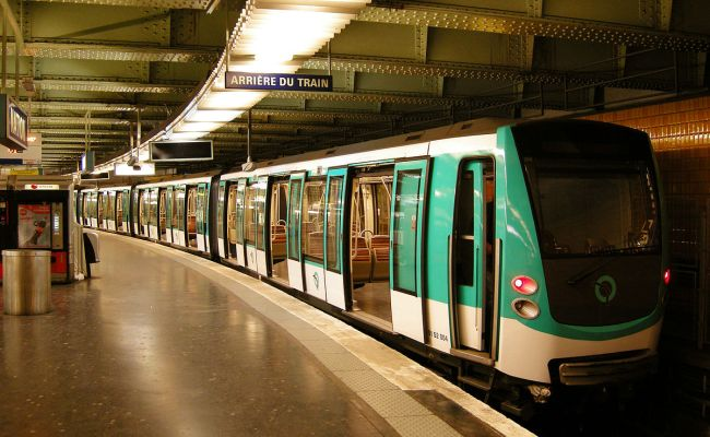 Paris Métro Line 2 Wikipedia