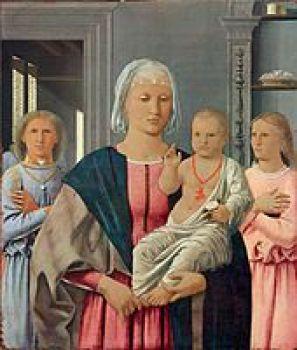 Madonna di Senigallia, μεταξύ 1470 και 1485, Ουρμπίνο, Galleria Nazionale delle Marche
