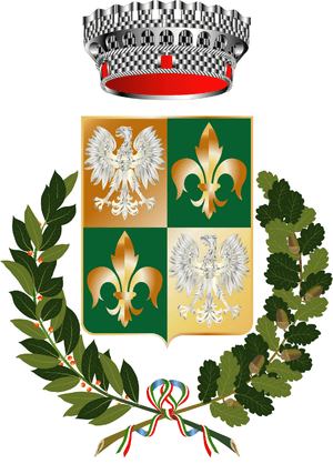 English: Coat of arms of Piazzola sul Brenta (...