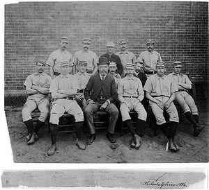 1886 Philadelphia Quakers season  Wikipedia