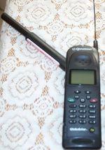 English: QualComm Satellite Phone