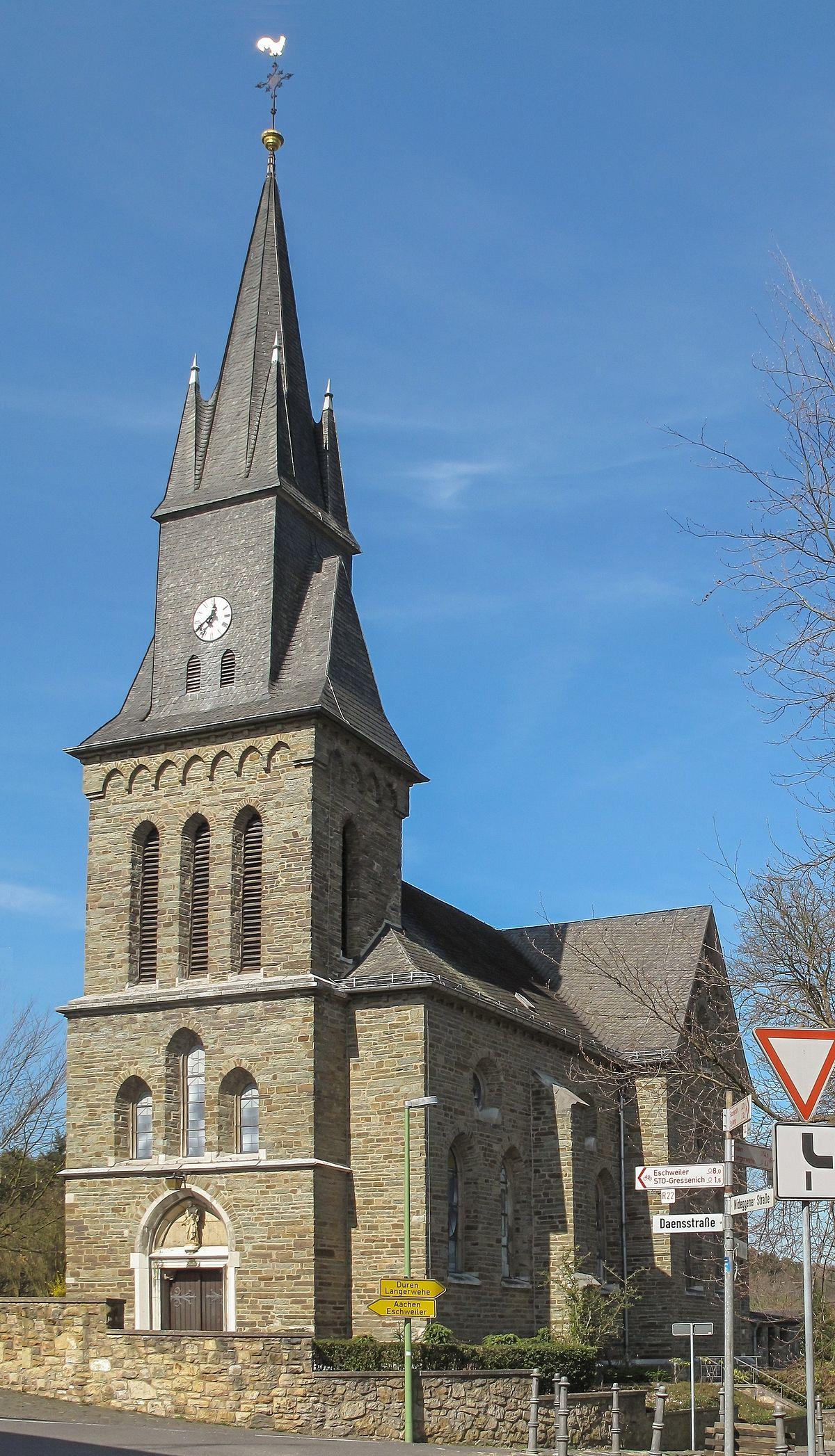 St Josef (schevenhütte)  Wikipedia