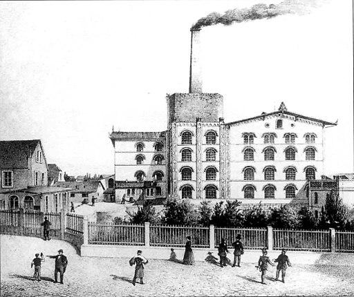 Schloss Großenhain 1860