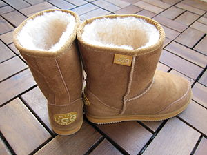 English: Super Ugg Boots