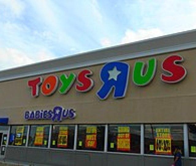 A Toys R Us Store In Auburn Massachusetts On June 24 2018