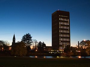 University of Massachusetts Amherst: Chapel an...