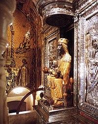 Imagen Virgen de Montserrat
