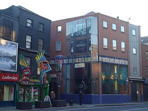 English: Vicar Street music venue, Dublin