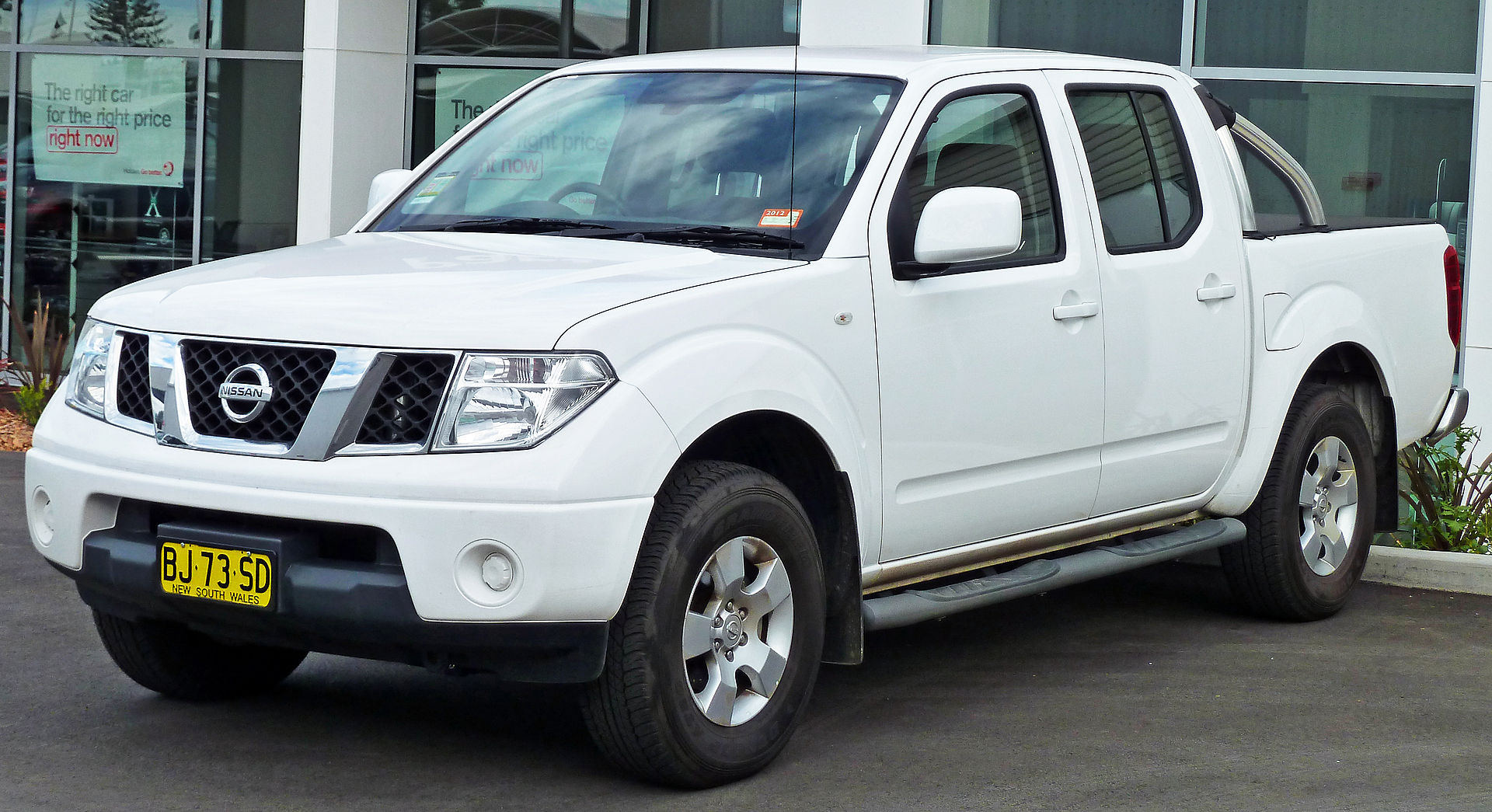 Nissan Navara Wikipedia