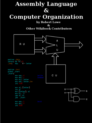 Assembly Language and Computer Organization  Wikibooks