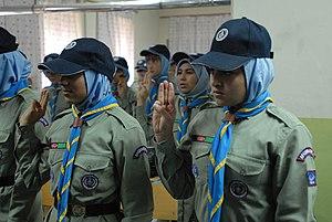 KABUL, Afghanistan (Feb. 3, 2011) -- A group o...