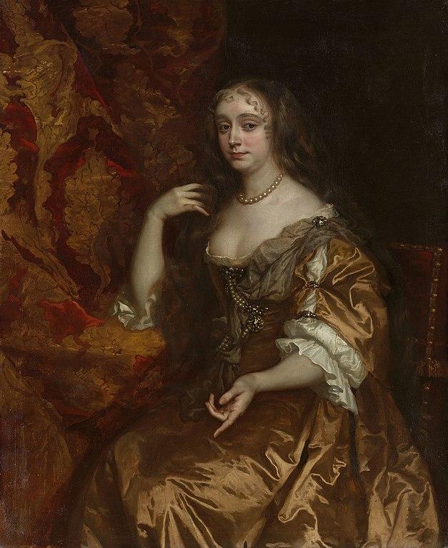 FileAnne Hyde Duchess of York 1662 by Lelyjpg