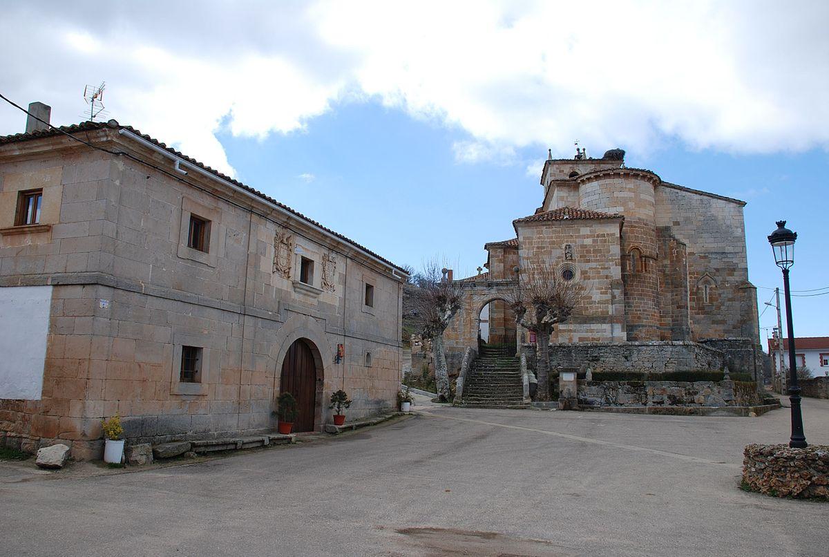 Barrio de Santa Mara Aguilar de Campoo  Wikipedia