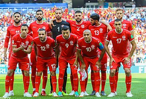 The 2018 fifa world cup was an international football tournament held in russia from 14 june to 15 july 2018. Tunisia At The Fifa World Cup Wikipedia