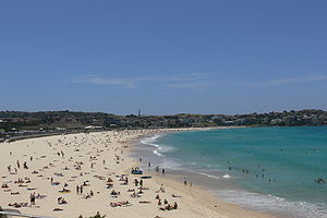 English: The Bondi Beach, Sydney