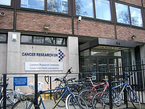 Cancer Research UK - Lincoln's Inn Fields 1