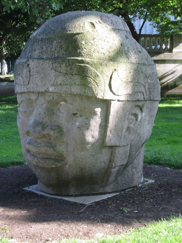 Olmec Head Number 8 - Wikipedia