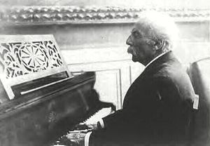 Musique pour piano de Gabriel Faur  Wikipdia