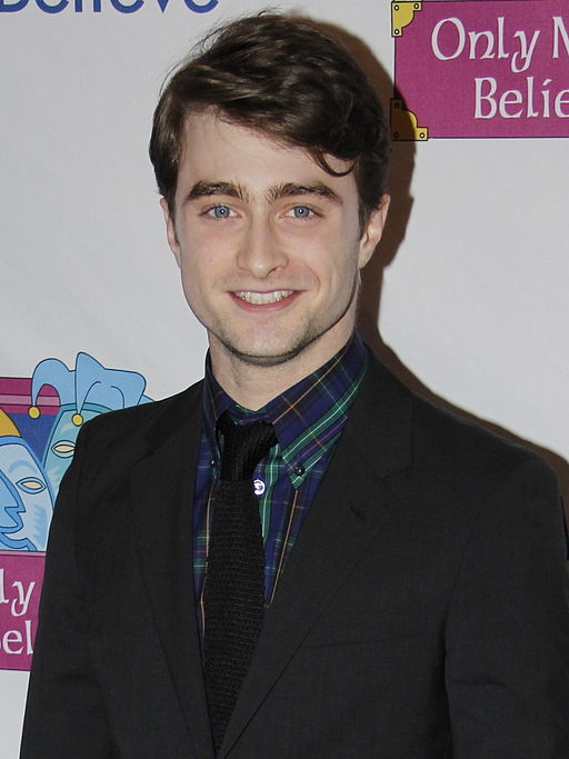 Daniel Radcliffe 2011 (Straighten Colors)