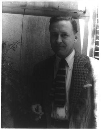 F. Scott Fitzgerald, 1937, June 4
