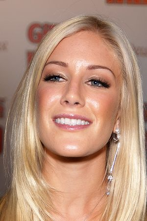 Heidi Montag attending the second issue releas...